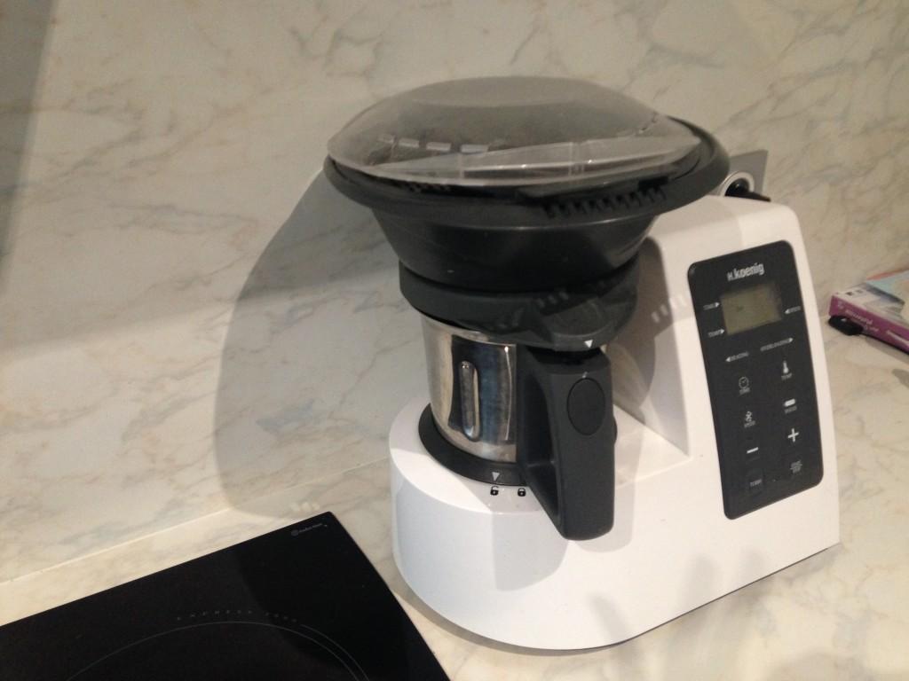 robot cuiseur mixeur
