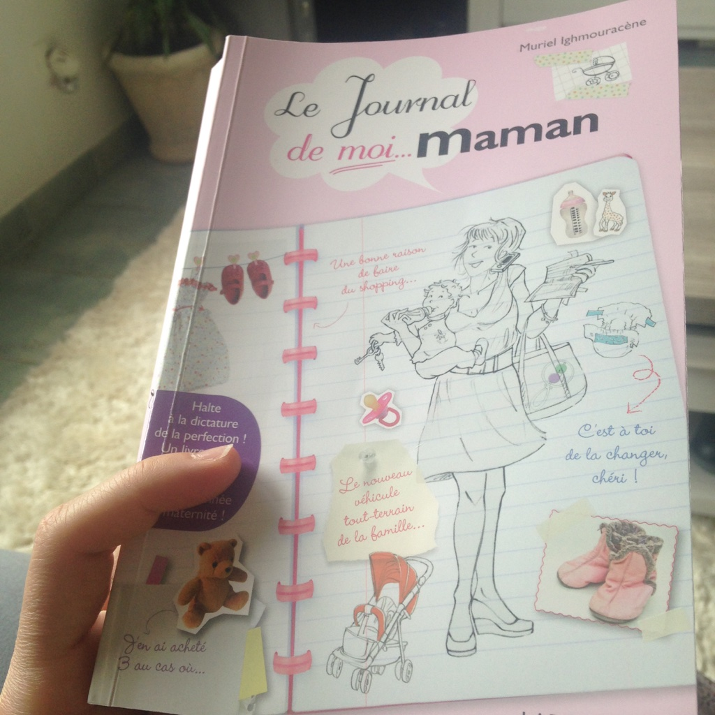 le journal de moi maman
