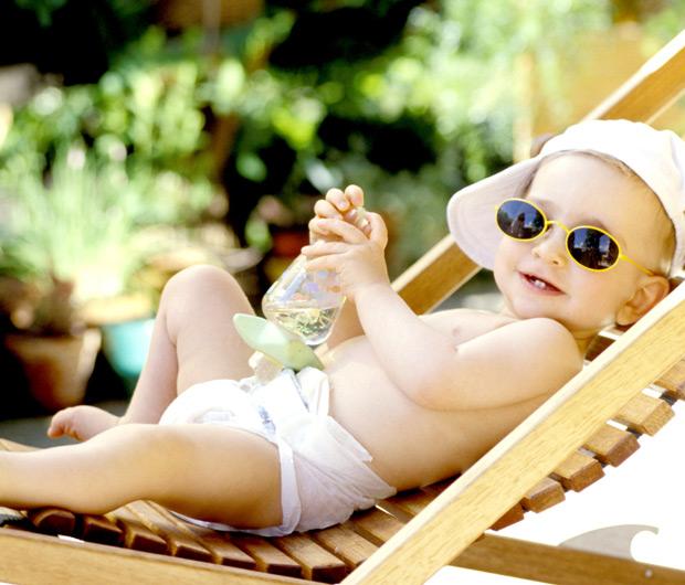 bebéet soleil