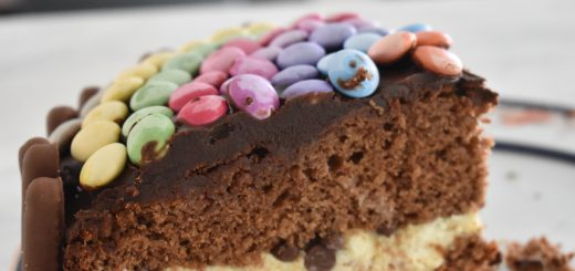 Gateau Smarties