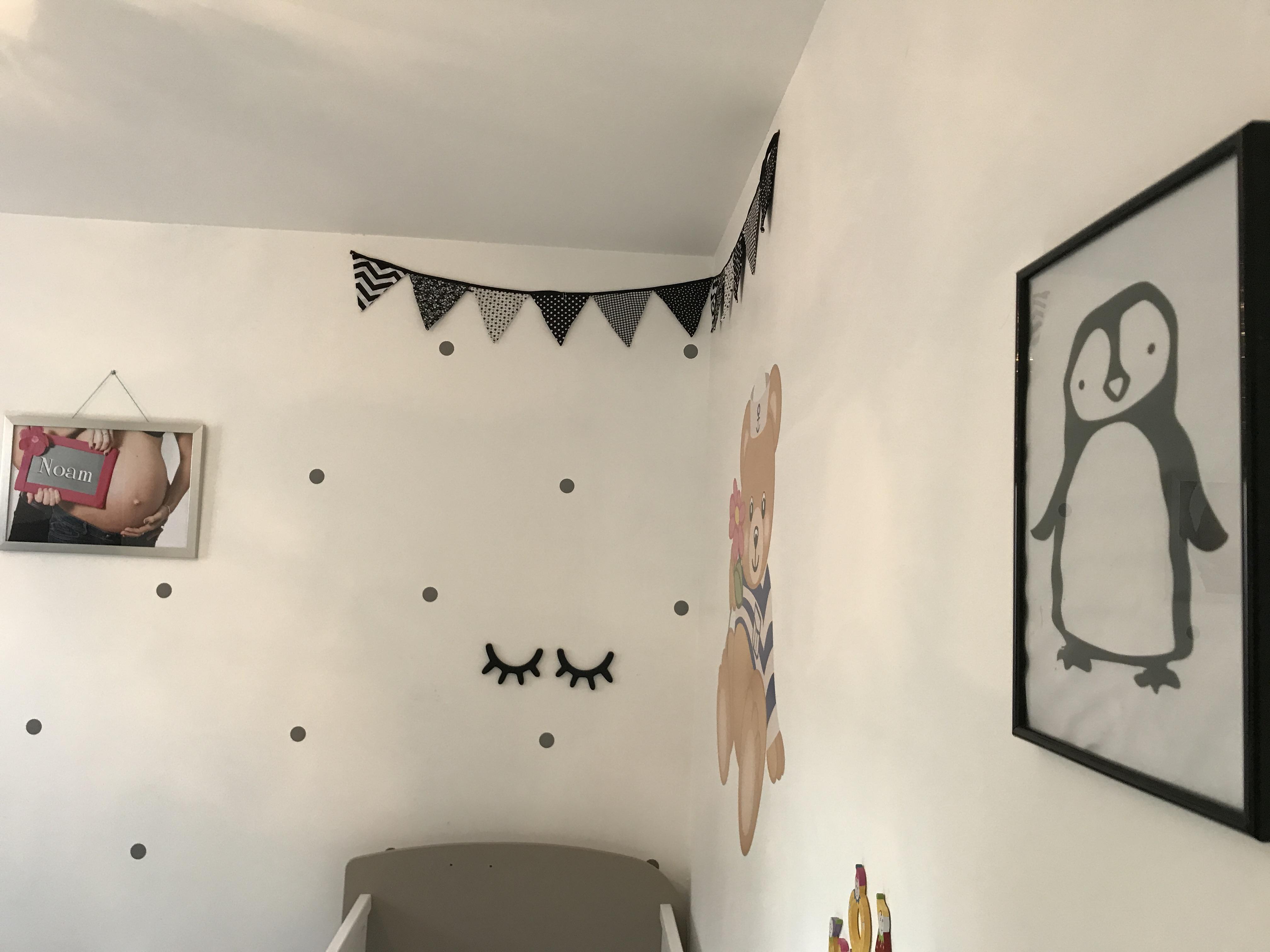 Bon plan d coration de chambre d enfant pour moins de 50 for Redecorer sa chambre