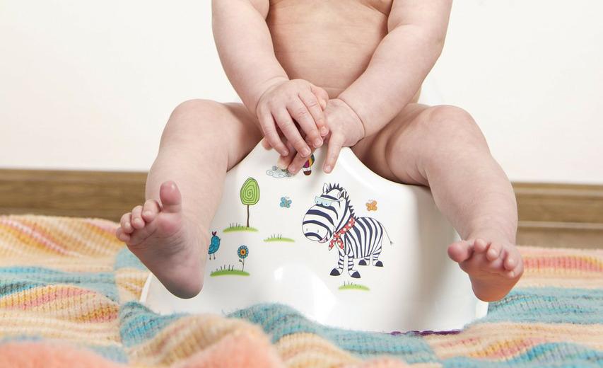 apprendre a aller sur le pot enfant