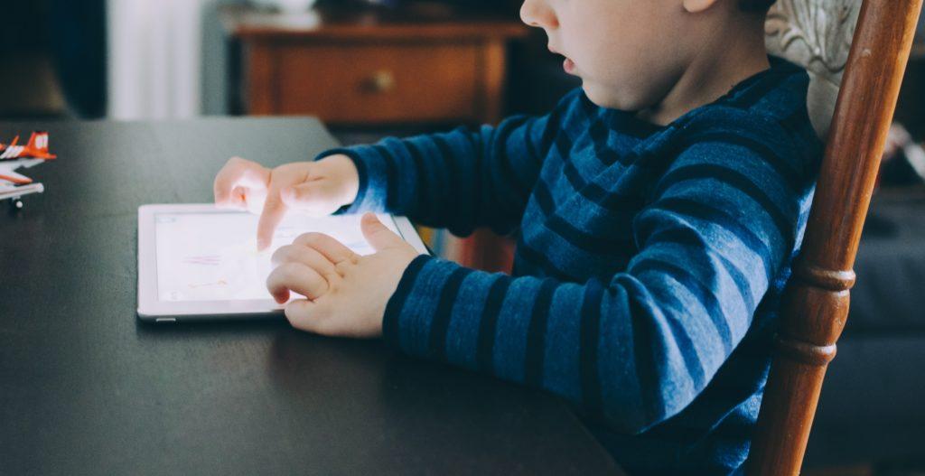 temps d'ecran enfant comment gérer