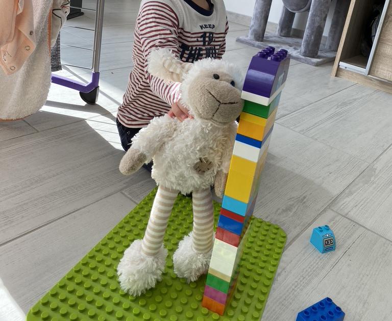 jeu enfant 4 ans
