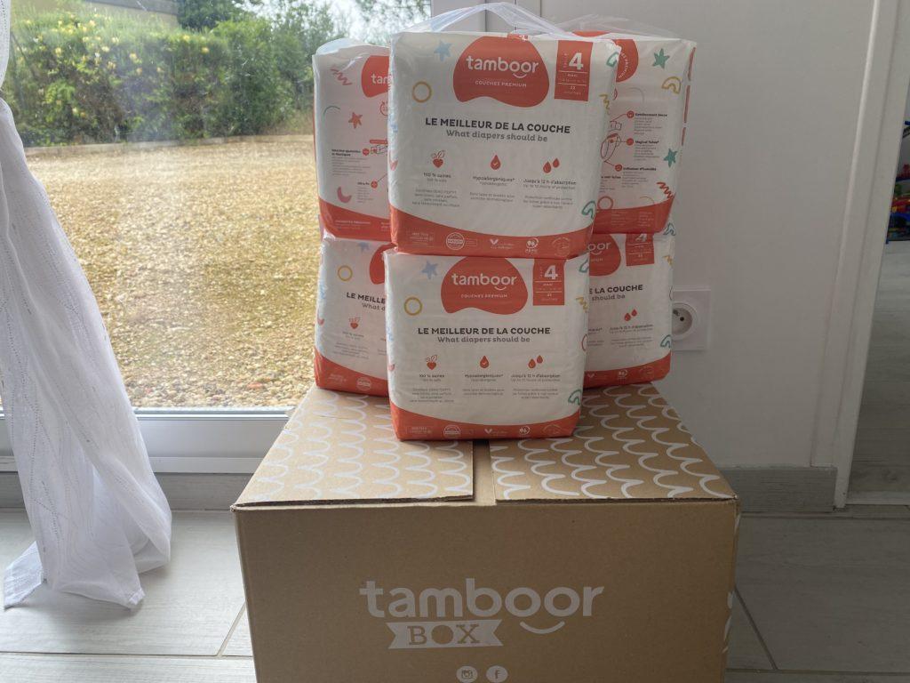 tamboor box couches avis