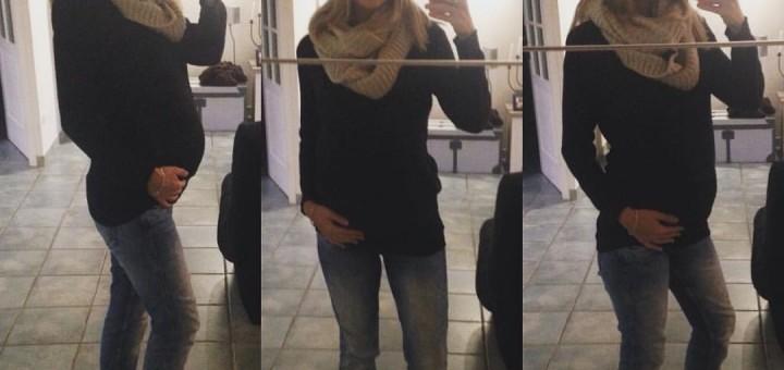 tenue grossesse decontractée